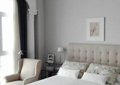 Ambiente dormitorio Ensanche