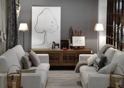 Ambiente mueble bajo