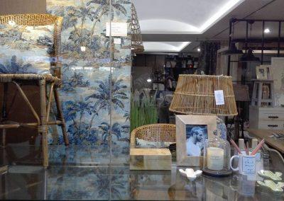 Ambiente muebles rattán