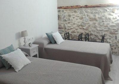 Reforma casa rural en Aragón